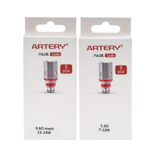 Artery Pal 2 Coils
