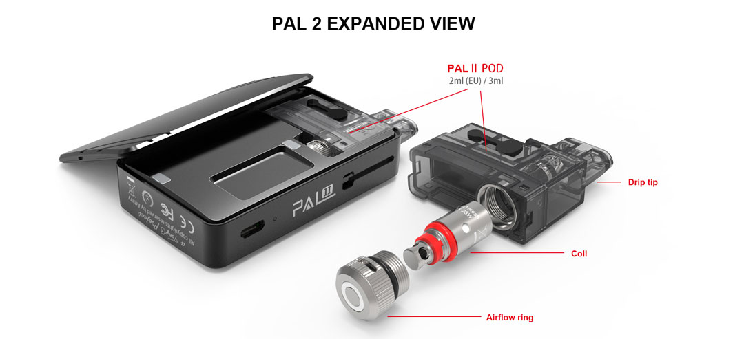 Artery Pal 2 Kit Expanded View
