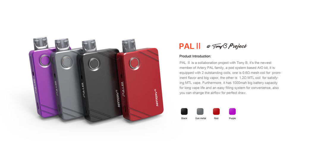 Artery Pal 2 Kit Product Info