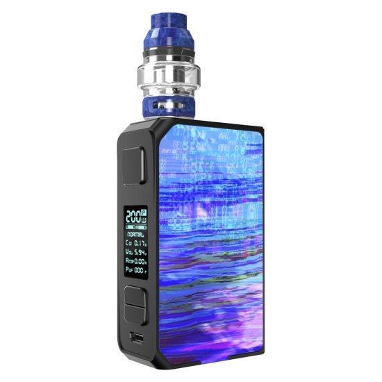 Blue CoilART Lux 200 Kit