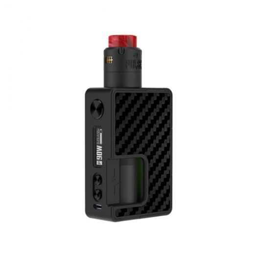 Carbon Fiber - Full Black Pulse X Kit SE