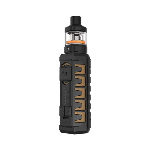 Frosted Amber Vandy Vape AP Kit