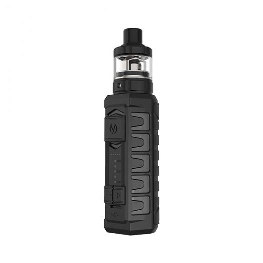 Frosted Black Vandy Vape AP Kit