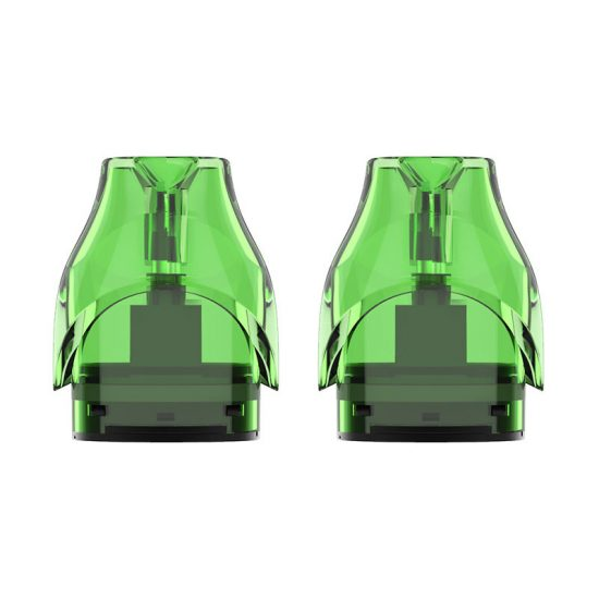 Green CoilART Mino Replacement Pods