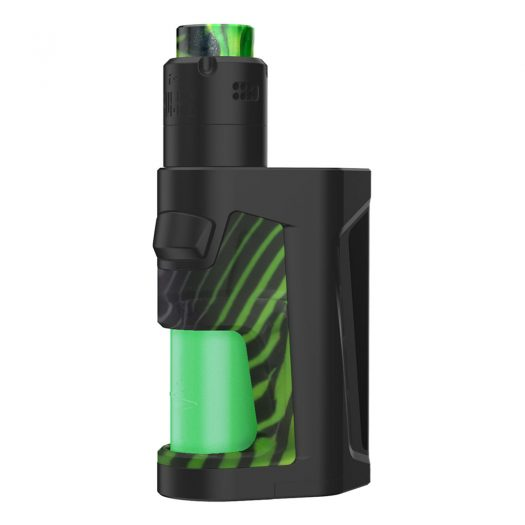 Stripy Green Pulse Dual Kit