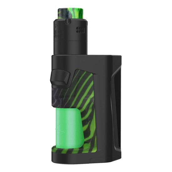 Stripy Green Pulse Dual Kit