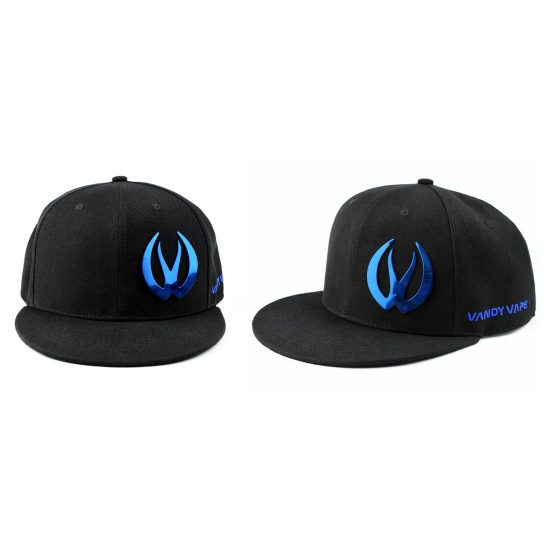 Vandy Vape Cap - Black & Blue