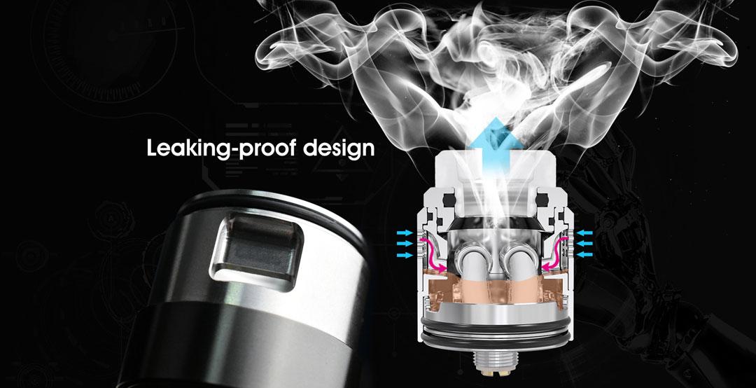 Vandy Vape Widowmaker RDA - Leakproof Design