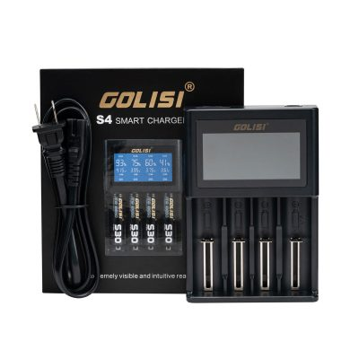 Golisi S4 Smart Charger