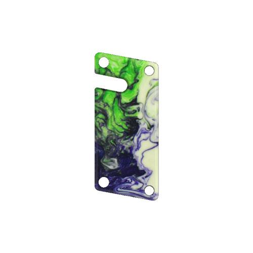 Green Jade Jackaroo Panels