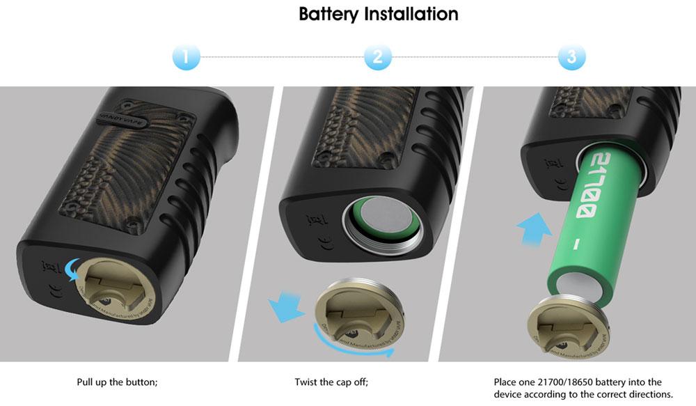 Jackaroo Battery Installation