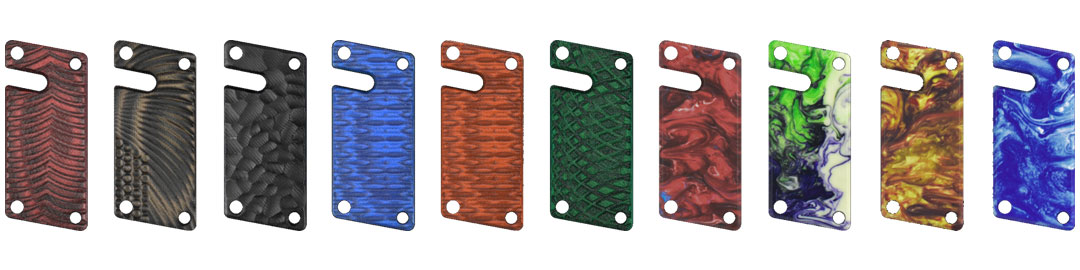 Jackaroo Panels Resin & G10