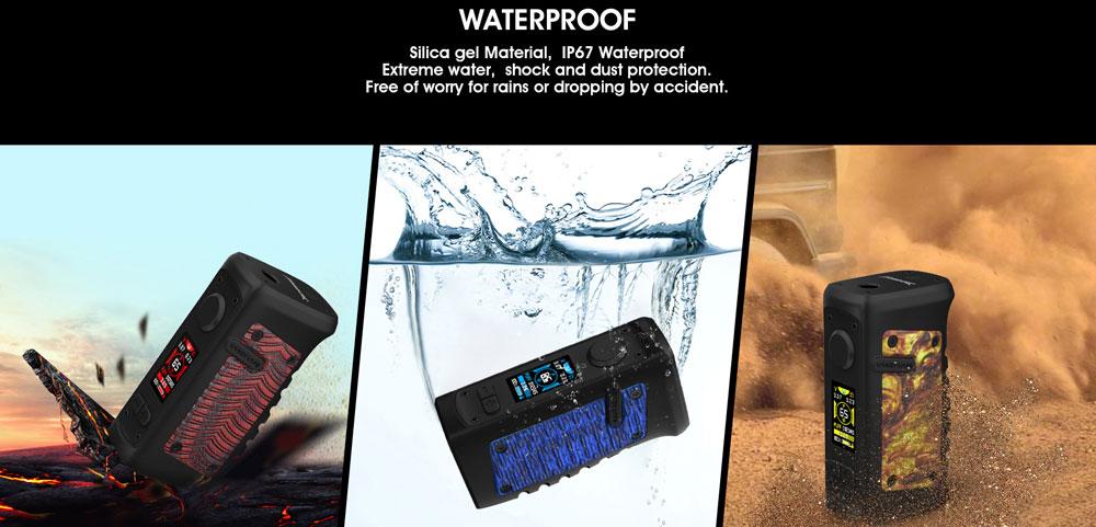 Jackaroo Waterproof