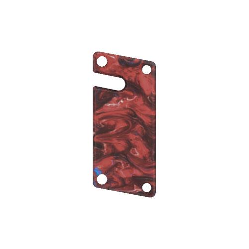 Red Pomegranate Jackaroo Panels