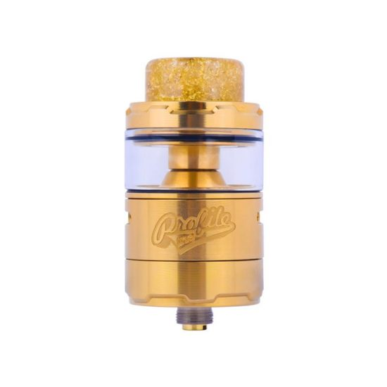 Gold Profile Unity RTA