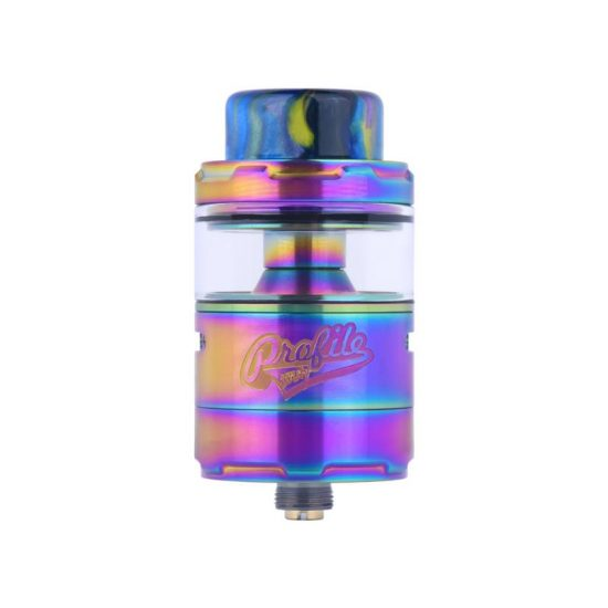 Rainbow Profile Unity RTA