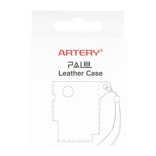 Artery Pal 2 Leather Case - Box