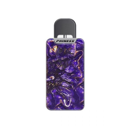 Crystal Purple Phiness Vega Pod System