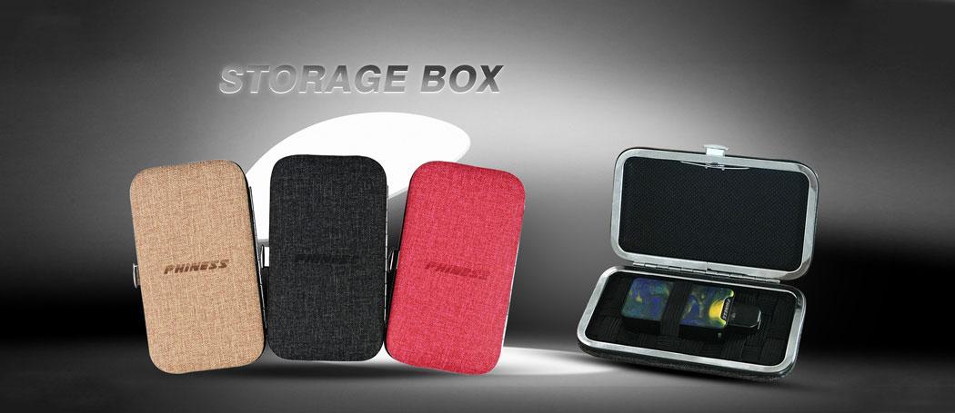 Phiness Storage Box - Banner