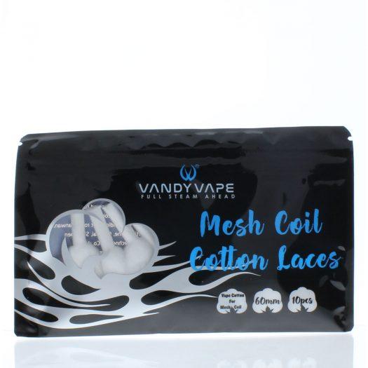 Vandy Vape Mesh Coil Cotton Laces