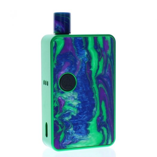 Green Purple Asvape Micro Kit Pod System