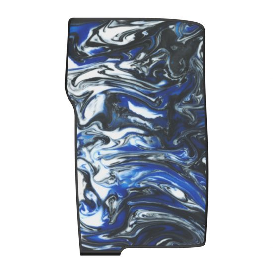Rock Black Resin Swell Panels