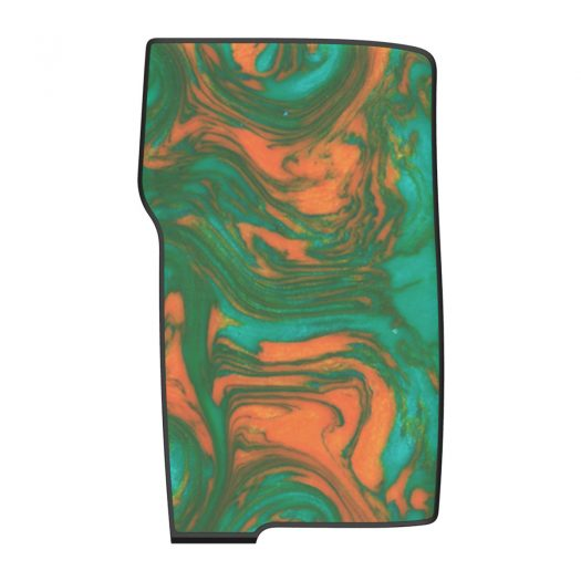 Swamp Green Resin Swell Panels