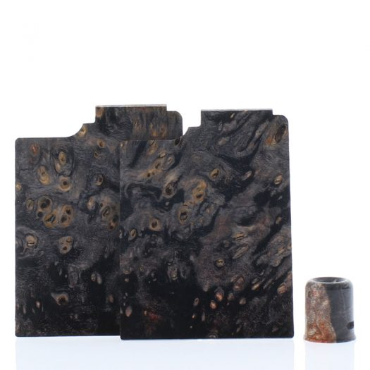 Purge Ally Panels Black Grey Wood