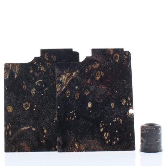 Purge Ally Panels Dark Wood