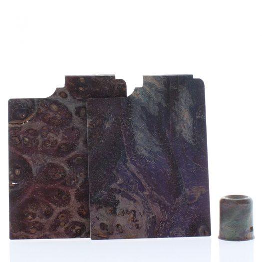 Purge Ally Panels Light Dark Purple Mix