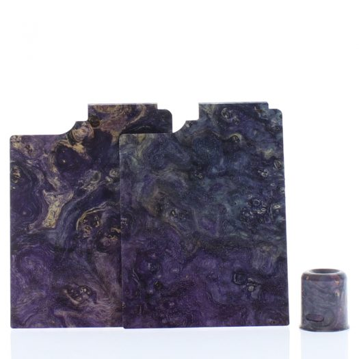 Purge Ally Panels Purple White Black