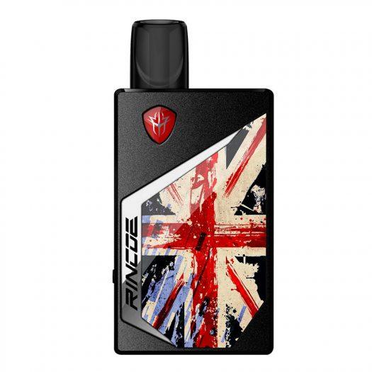 UK Flag Rincoe Tix Pod Kit