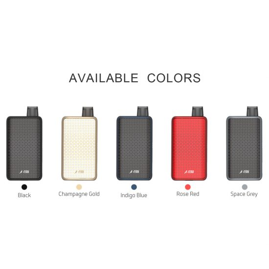 All Colors SnowWolf Afeng Pod System