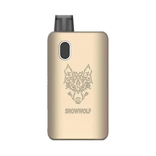 Champagne Gold SnowWolf Afeng Pod System