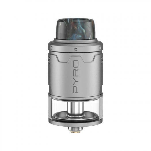 Frosted Grey Vandy Vape Pyro V3 RDTA