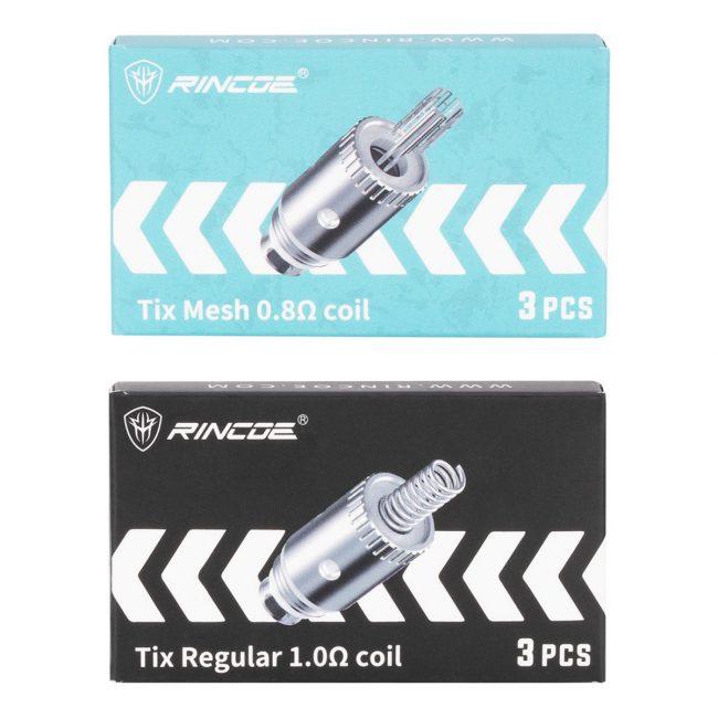 Rincoe Tix Replacement Coils