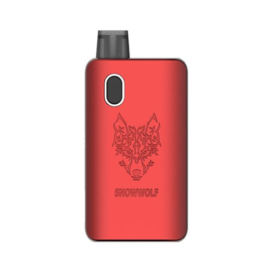 Rose Red SnowWolf Afeng Pod System