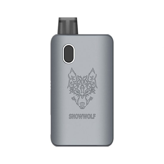 Space Grey SnowWolf Afeng Pod System