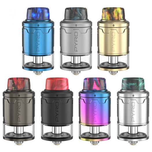 Vandy Vape Pyro V3 RDTA - All Colors