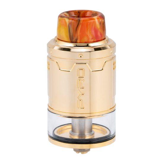 Gold Vandy Vape Pyro V3 RDTA