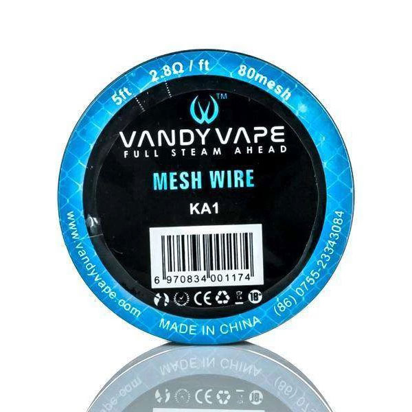 Vandy Vape Kanthal A1 80 Mesh Wire Spool