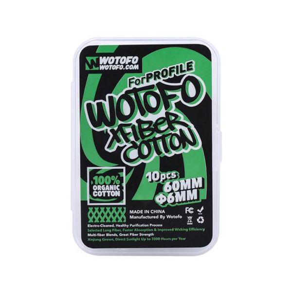 Wotofo Xfiber Cotton for Profile