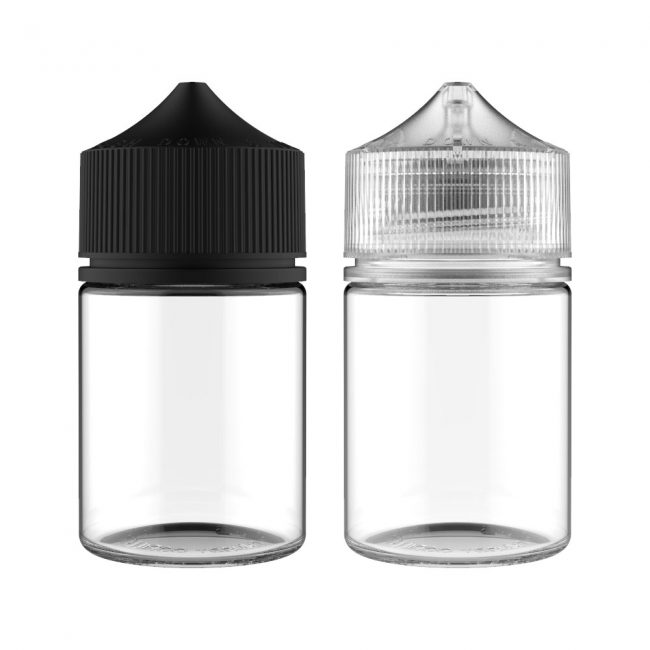 60mL Stubby Chubby Gorilla Unicorn Bottles