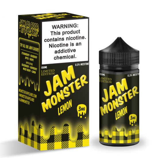 Lemon Jam Monster