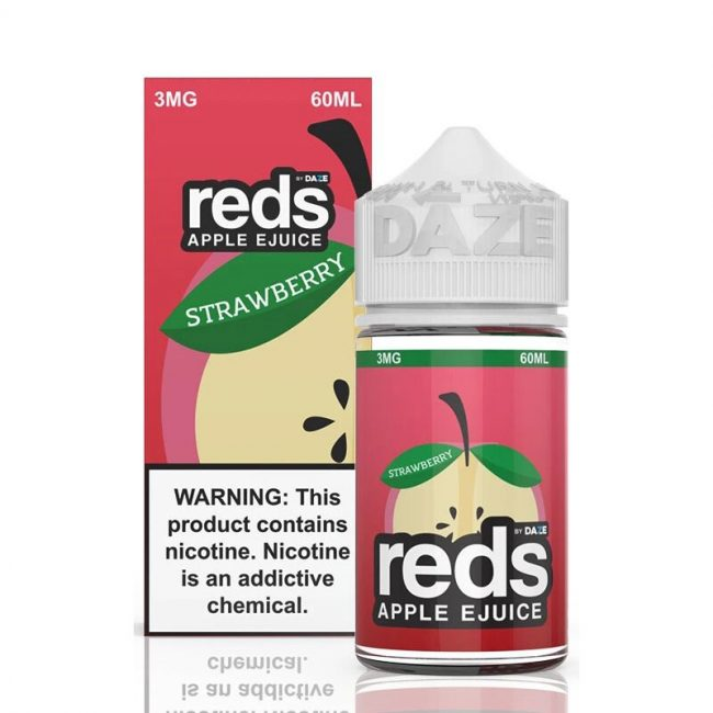Strawberry Reds Apple 60mL