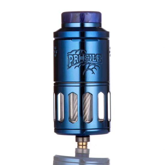 Blue Wotofo Profile RDTA