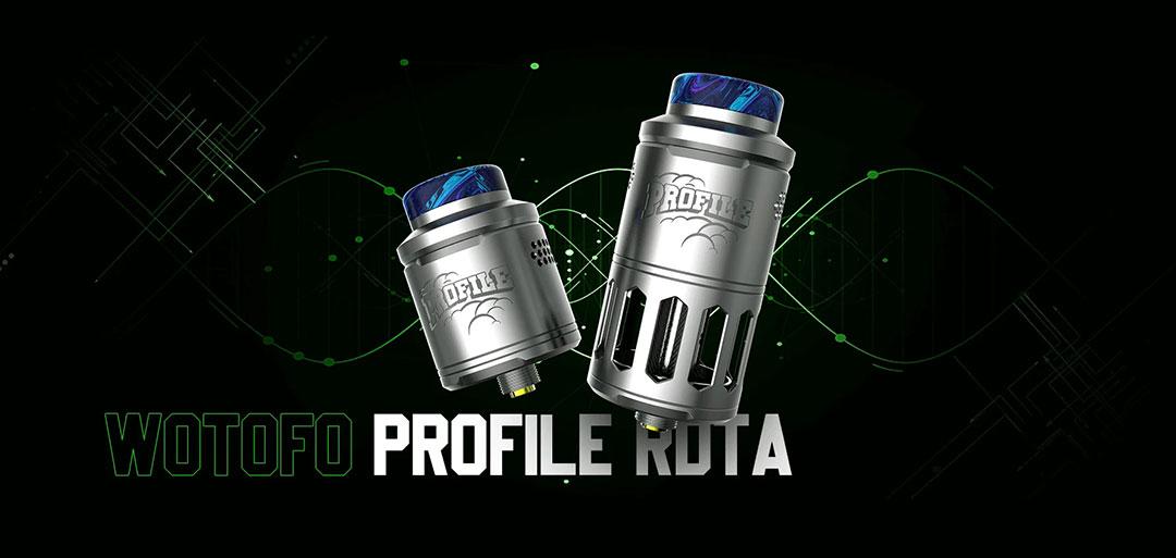 Wotofo Profile RDTA Banner