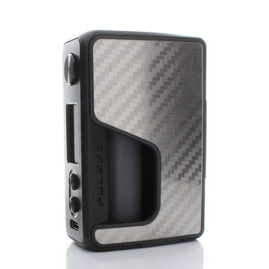 Full Silver Carbon Fiber Pulse V2 Mod