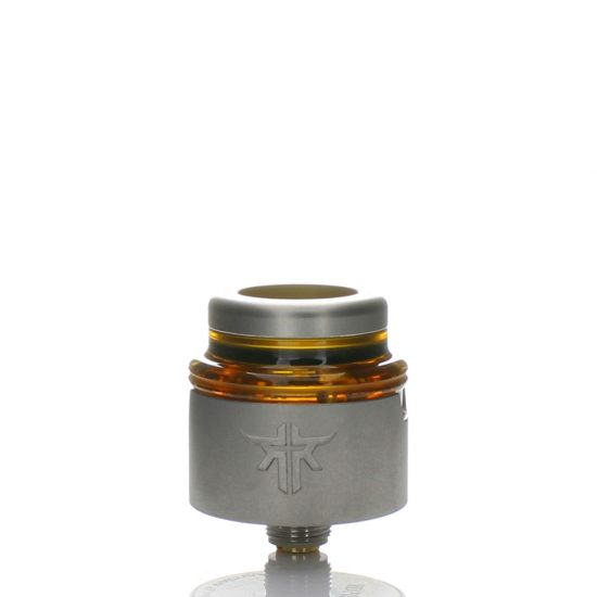 Frosted Grey Vandy Vape Requiem RDA