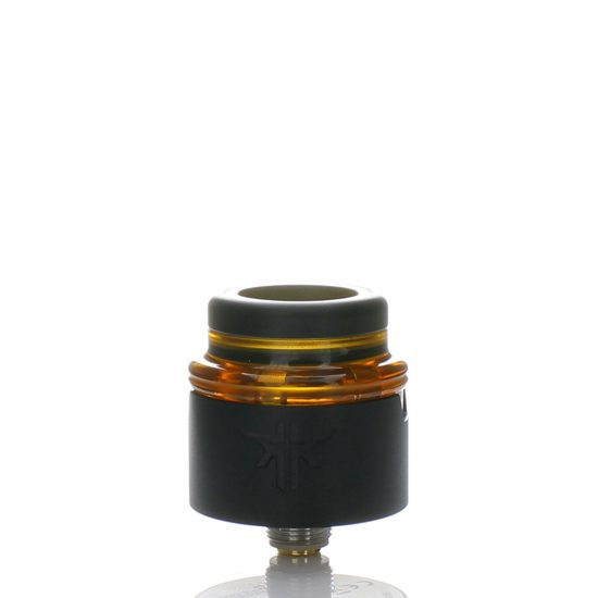 Matte Black Vandy Vape Requiem RDA